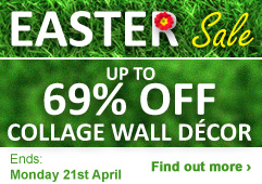 Up to 69% OFF Collage Wall Décor