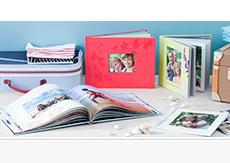 Photo Books - 25% OFF orders over £25