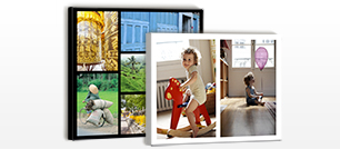 Photobox Collage Canvas