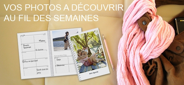 Pack calendriers photos