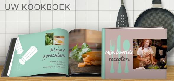 Kookboek maken - Creer son livre de cuisine ...