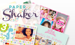 Personalised Kids Party Invitation Cards