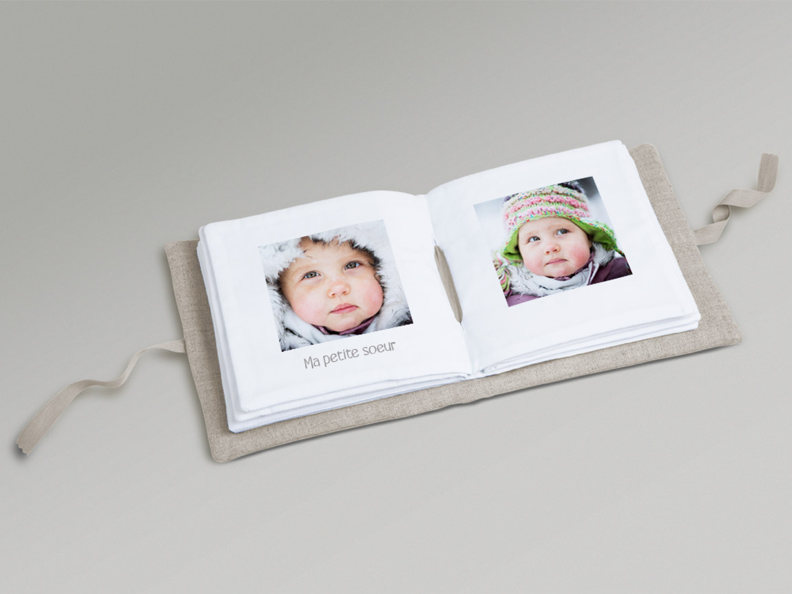album doudou le livre photo enfant