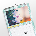 Calendario Mural Simple