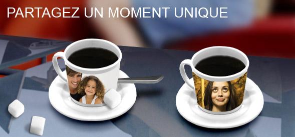 Tasse à café : Partagez un moment unique