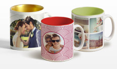 Colour Bright Photo Mug
