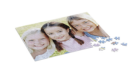 Up to 25% OFF Photo Jigsaw