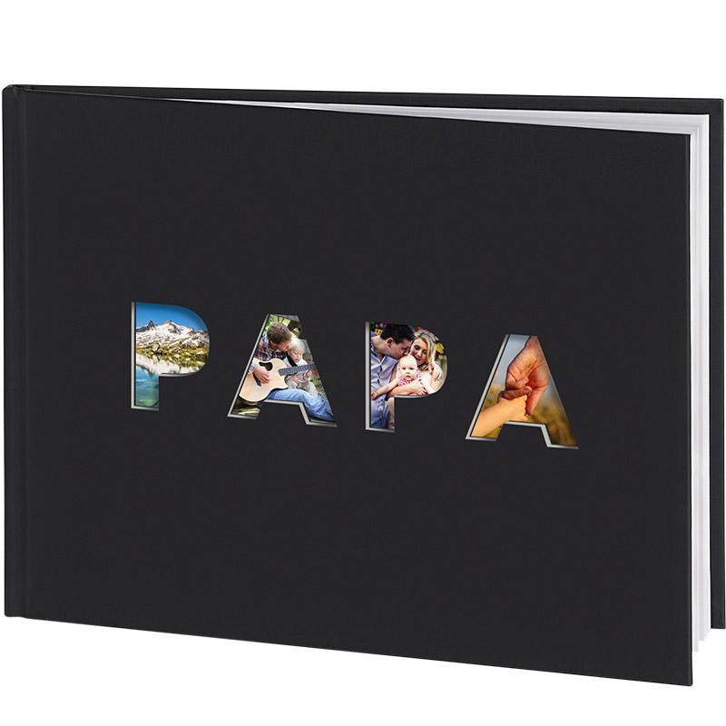 Album Photo Personnalisé - Papa