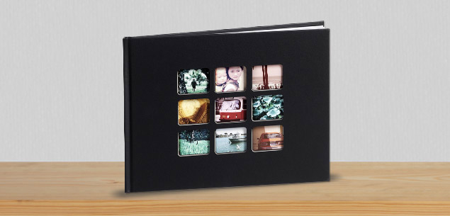A4 Classic Collage Photobook (100 pages)