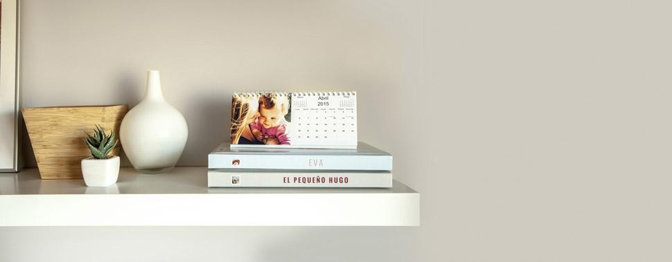 CALENDARIOS - No te olvides de celebrar ningún día especial con nuestros calendarios personalizables.