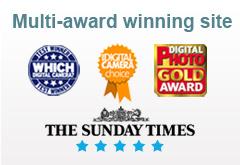 Multi-award winning site