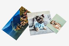 Revelado Estándar:Pide tus fotos en 2 clics