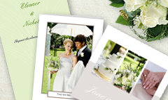 Personalised Wedding Cards