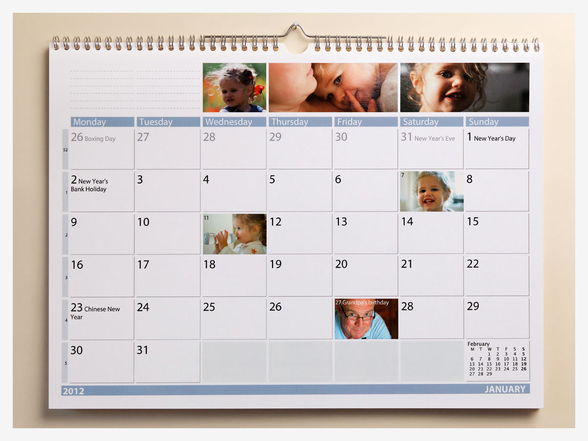 Family Calendar – Jabberlist
