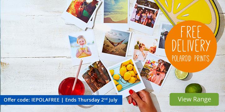FREE Delivery - Polaroid Prints