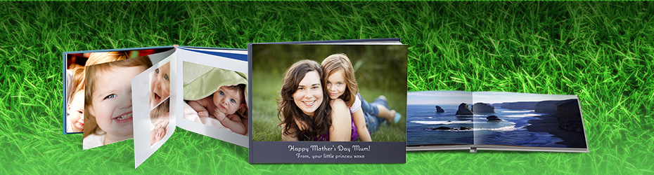 60% OFF Personalised Photo Books with 70 or more pages