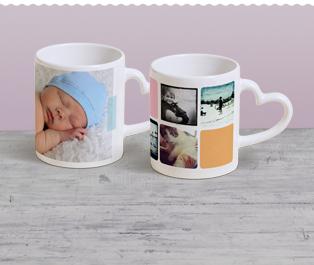 Photo Love Mug