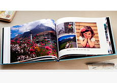 Create a personal book of photos