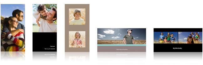 Panoramic Invitation cards