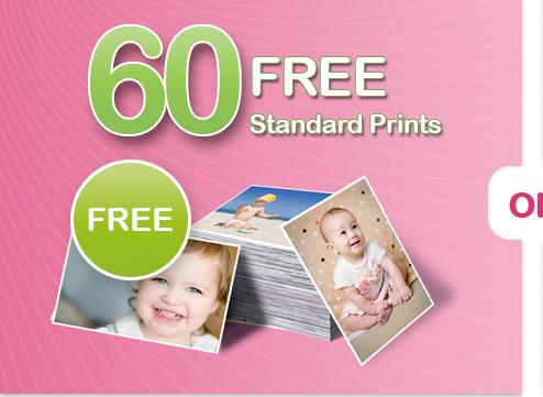 60 Free Prints