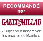 Recommandé par Gault Millau