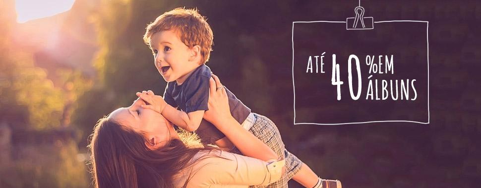 Reviva os melhores momentos com a sua mãe!