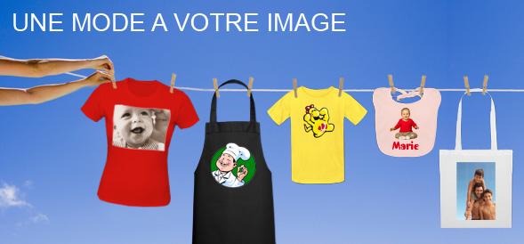 Créez des vetements et accessoires à votre image