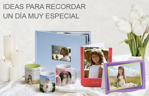 Ideas para recordar un dia muy especial