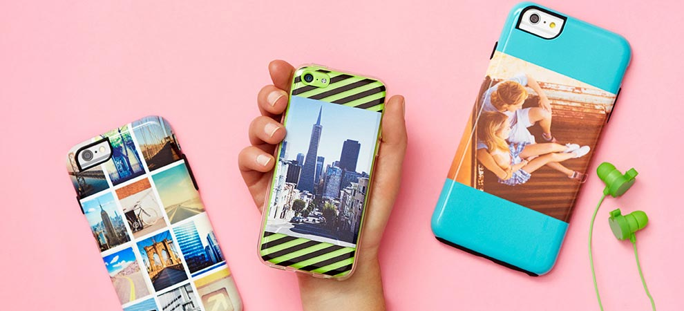 timeless design 395fe 18bd8 Phone Cases - Personalised iPhone, iPad & Samsung Cases | Photobox