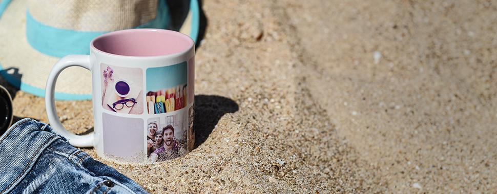 TAZAS FOTO - Un regalo original y práctico. Crea tu taza en sólo unos clics.