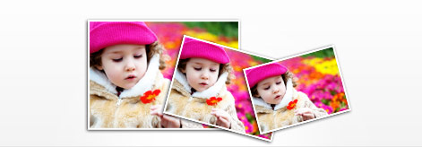 High quality enlargement prints