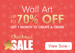 Wall Decor - Up to 70% off