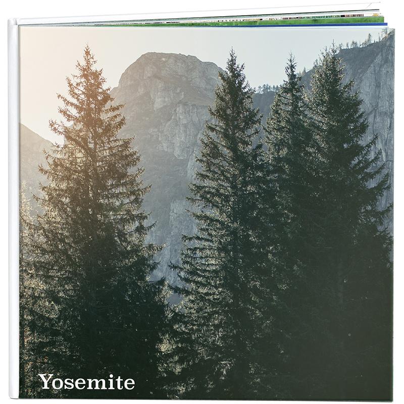 Livre Photo Premium Carré XL - Voyage