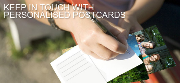 Personalised Postcards