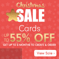 Cards - Up to 55% off