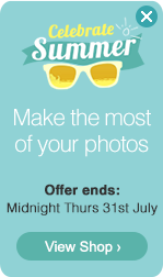 Celebrate summer - Make the most of your photos