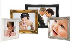 Ornate Framed Canvas