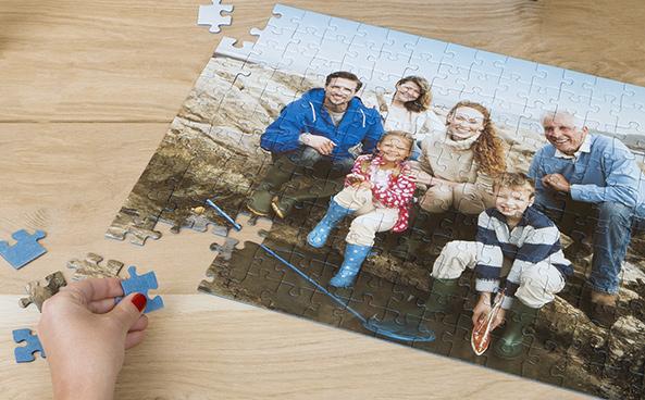 Ravensburger puzzels 20% korting