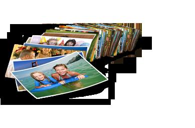 Beställa foton