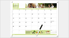 Seasonal Fruits & Veg Calendar