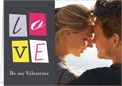 L.O.V.E Card