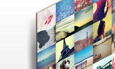 Collage Hardback Posters