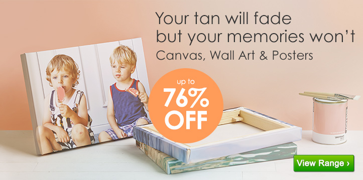 Canvas, Wall Art & Posters
