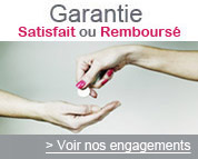 Garantie Satisfait ou Rembours