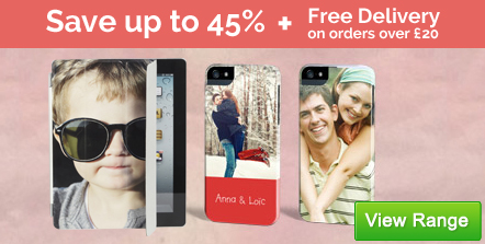 Cases & Tablets - From £11.99, Save up to 45%