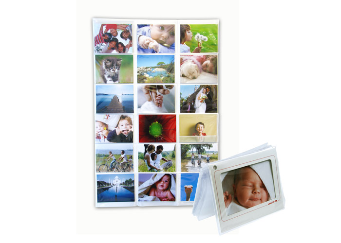Porte photo vos tirages comme d co photobox for Porte photo mural