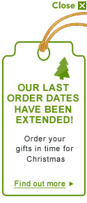 Our last order dates have been extended