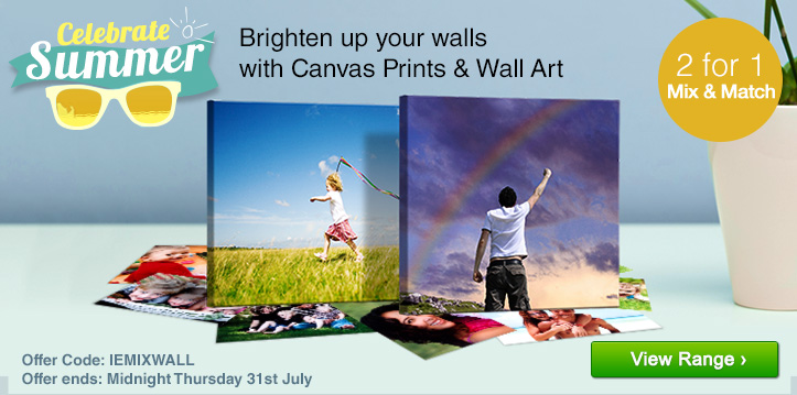 241 Mix & Match on Canvas Prints and Wall Decor