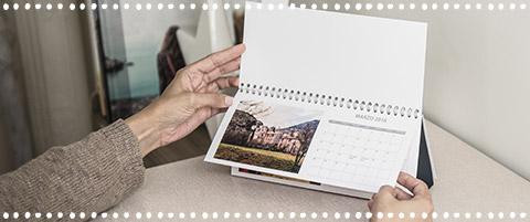 Prepara ya tu:Calendario para 2016
