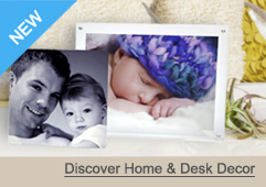 Our brand new stylish Home & Desk Decor range